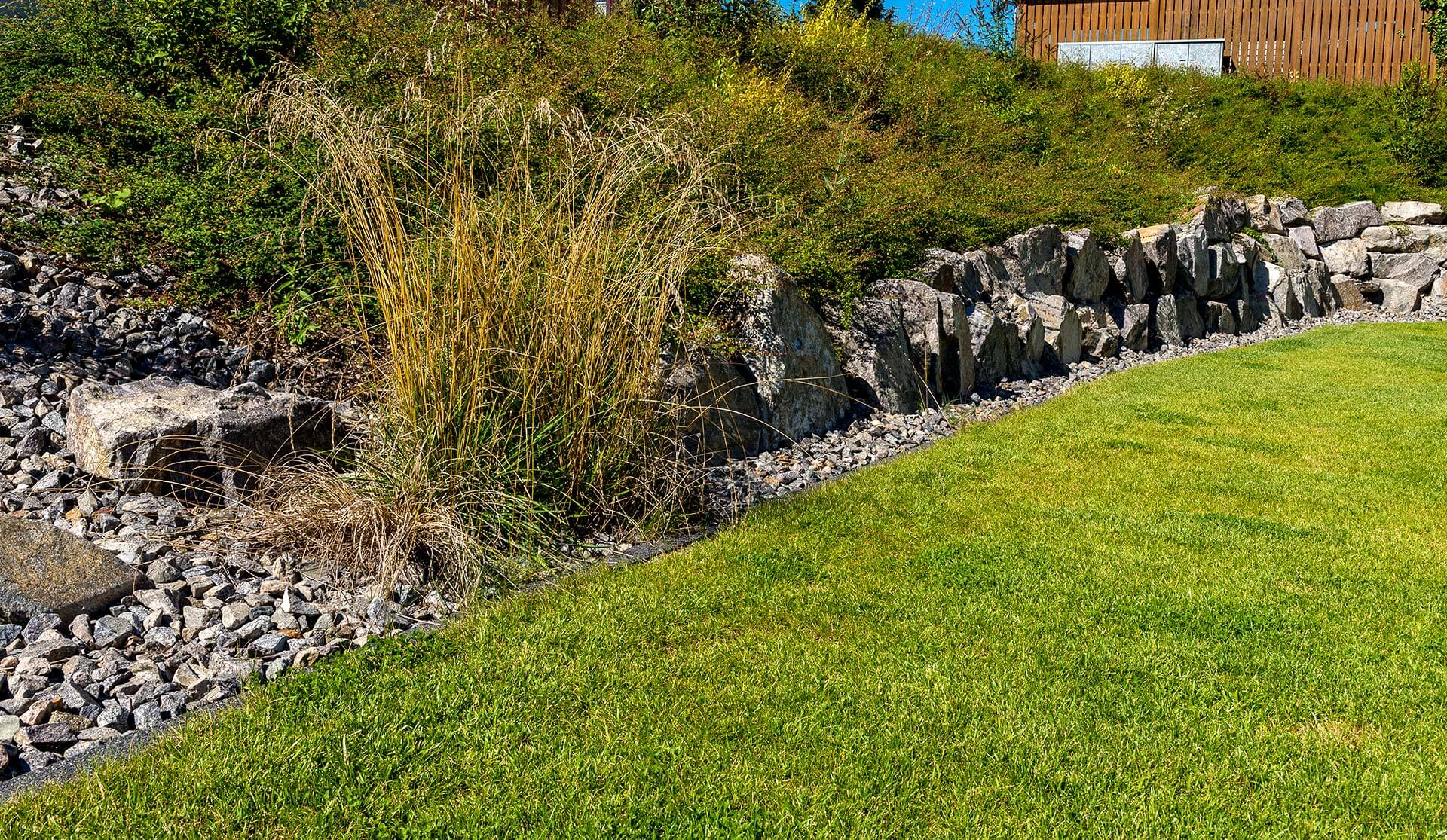 Gartengestaltung Natursteine Villingen-Schwenningen