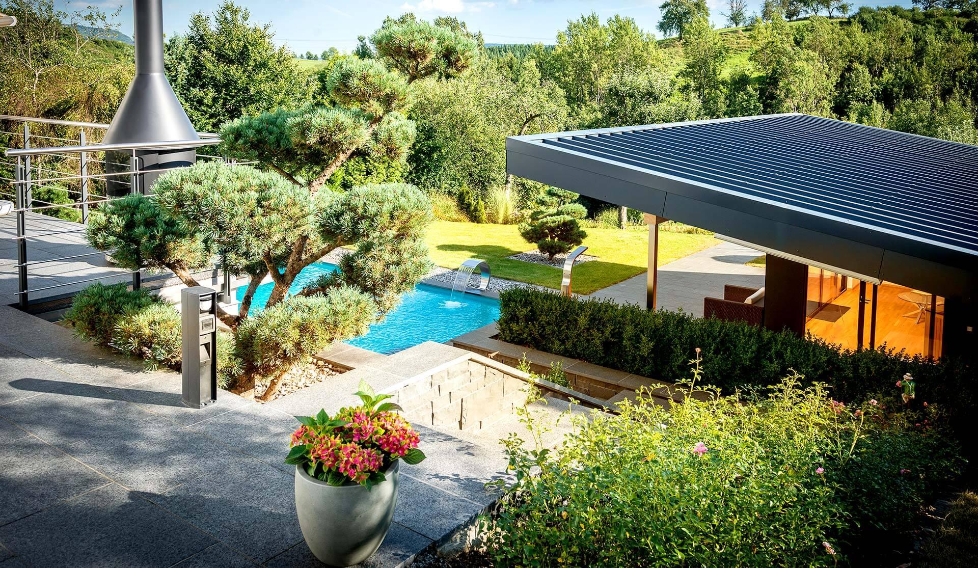 Bild einer Gartengestaltung in Tuttlingen