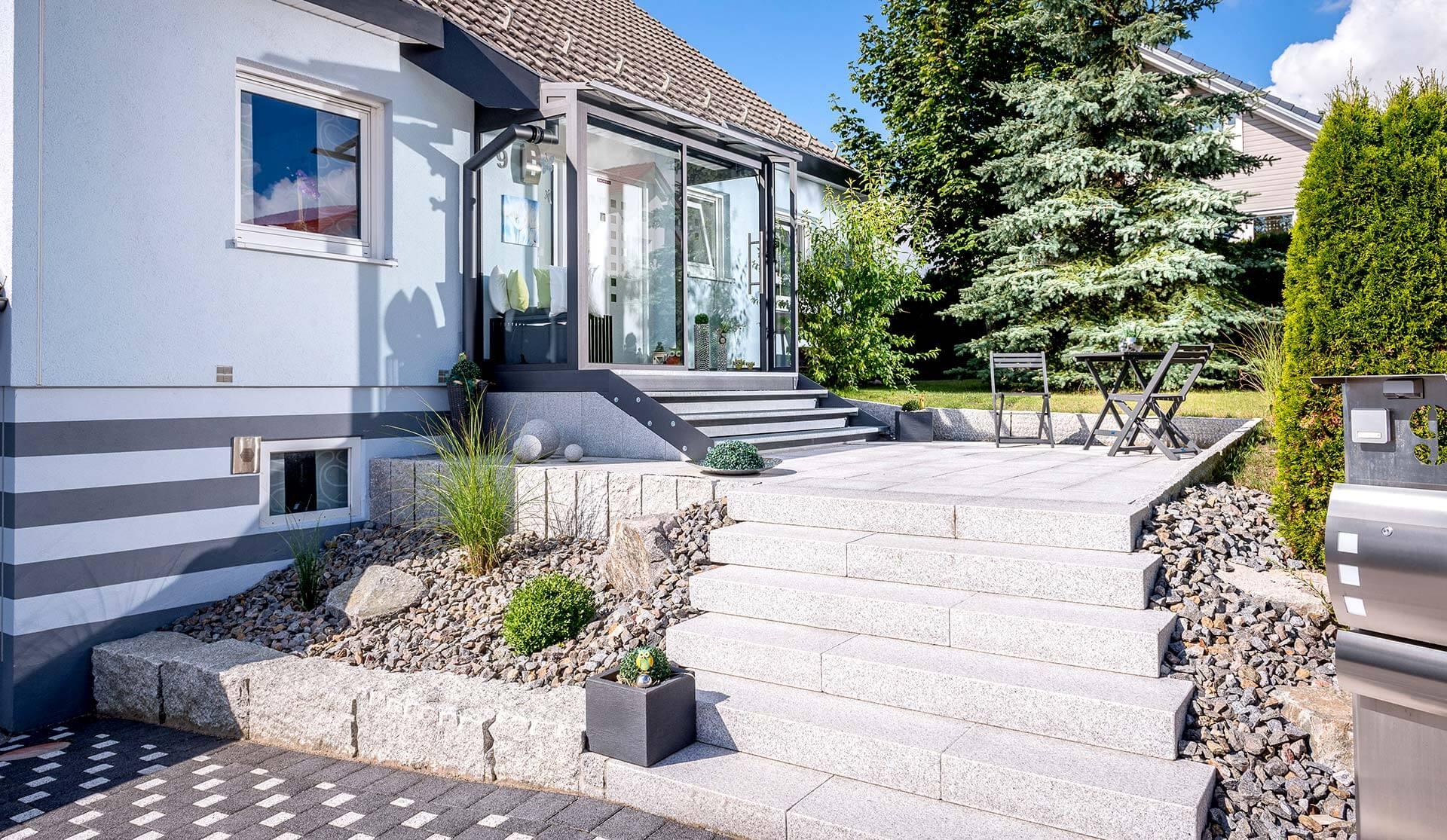 Gartengestaltung in Niedereschach